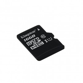 Memoria Kingston Canvas MicroSDHC 16GB