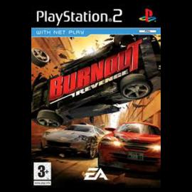 Burnout Revenge PS2 (SP)