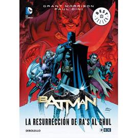 Comic Batman: La resurrección de Ra's Al Ghul DeBolsillo