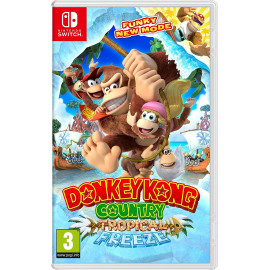 Donkey Kong Country: Tropical Freeze Switch (SP)