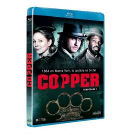 Copper Temporada 1 BluRay (SP)