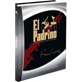 El Padrino La Remasterizacion de Coppola Ed. Limitada Digibook BluRay (SP)