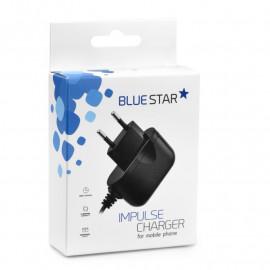 Cargador Tipo C BlueStar Negro 2A