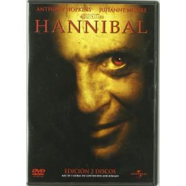 Hannibal (2 Discos) DVD
