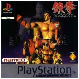 Tekken Platinum PSX (SP)