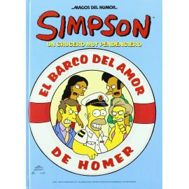 Comic Simpson Magos del Humor Un Crucero Muy Pendenciero 16