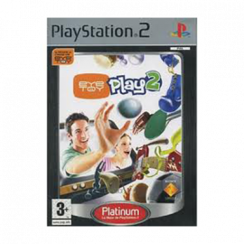 Eye Toy Play 2 Platinum PS2 (SP)