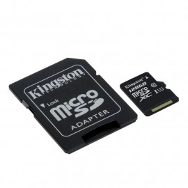 Memoria Kingston Canvas MicroSDHC 128GB