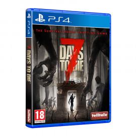 7 Days to Die PS4 (SP)