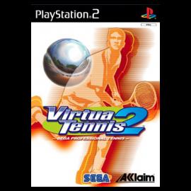 Virtua Tennis 2 PS2 (SP)