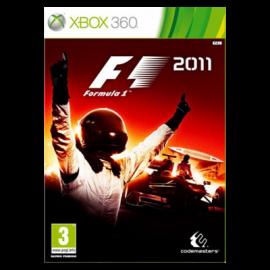 Formula 1 2011 Xbox360 (SP)