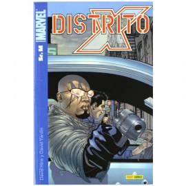 Comic Distrito X  Sr.M Panini 01