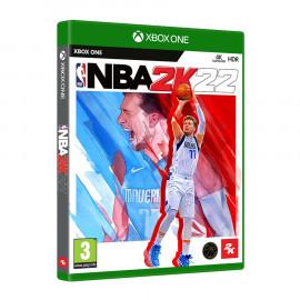 NBA 2K22 Xbox One (SP)