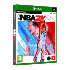 NBA 2K22 Xbox Series (SP)