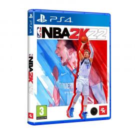 NBA 2K22 PS4 (SP)