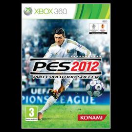 PES 2012 Xbox360 (SP)