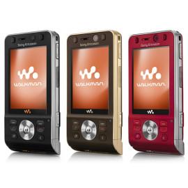 Sony Ericsson W910i R