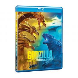 Godzilla: Rey De Los Monstruos BluRay (SP)