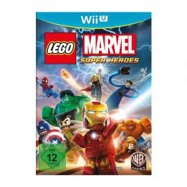 Lego Marvel Super heroes WII U (DE)