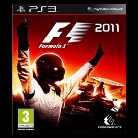 Formula 1 2011 PS3 (SP)