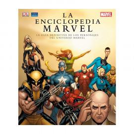Guia Marvel La Enciclopedia Marvel ed. 2007 DK