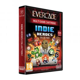 Cartucho Indie Heroes 1 Evercade