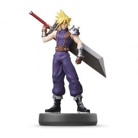 Figura Amiibo Cloud Jugador 1 Coleccion Super Smash Bros