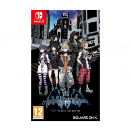 Neo:The World Ends With You Switch (SP)