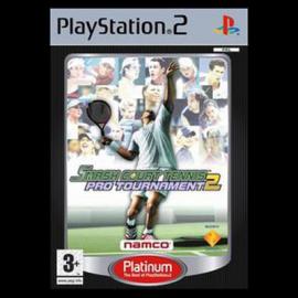 Smash Court Tennis 2 Pro Tournament Platinum PS2 (SP)