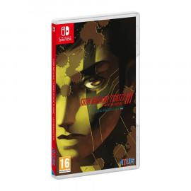 Shin Megami Tensei 3 Nocturne HD Remaster Switch (SP)