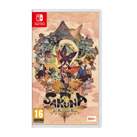 Sakuna: of Rice and Ruin Switch (SP)