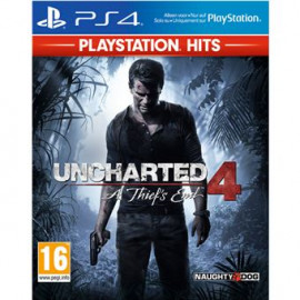 Uncharted 4 PSHits PS4 (SP)