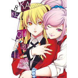 Manga Kakegurui Twin ECC 08