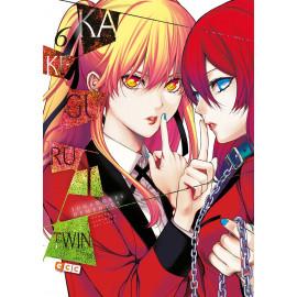 Manga Kakegurui Twin ECC 06