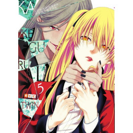 Manga Kakegurui Twin ECC 05