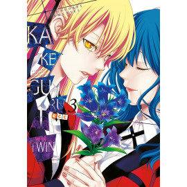 Manga Kakegurui Twin ECC 03