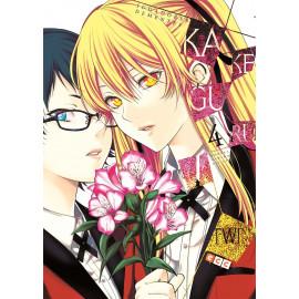 Manga Kakegurui Twin ECC 04
