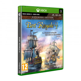 Port Royale 4 Extended Edition Xbox Series (SP)