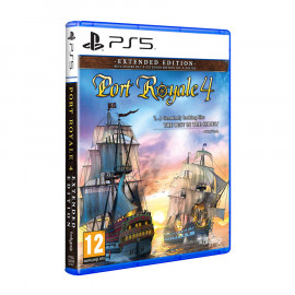 Port Royale 4 Extended Edition PS5 (SP)