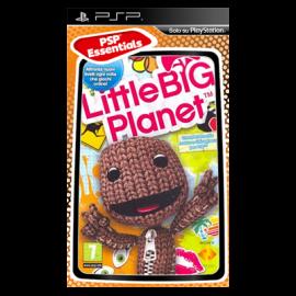 Little Big Planet Essentials PSP (SP)