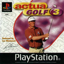 Actua Golf 3 PSX (SP)