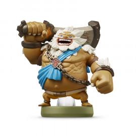 Figura Amiibo Legend of Zelda Breath of the Wild Daruk