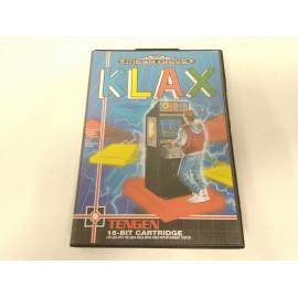 Klax Mega Drive A