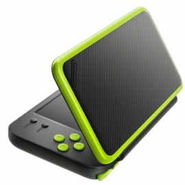 New Nintendo 2DS XL Verde Lima