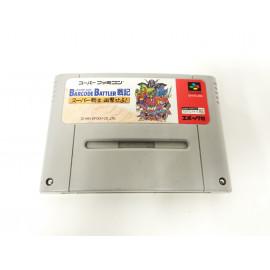 Conveni Wars Barcode Battler Senki NTSC JAP SNES