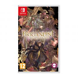 Reacondicionado: Brigandine: The Legend of Runersia Switch (SP)