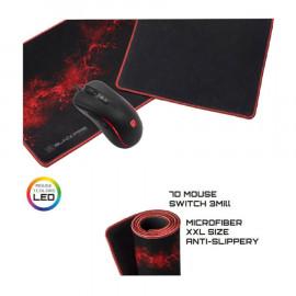 Pack Alfombrilla + Raton Gaming BlackFire BFX-150