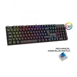 Teclado Mecanico Gaming BlackFire BFX-501