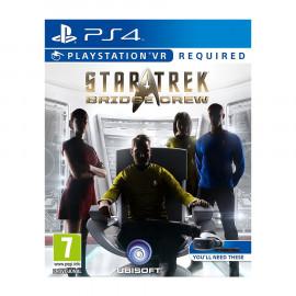 Star Trek Bridge Crew VR PS4 (SP)