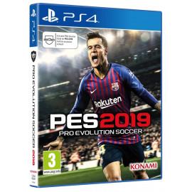 Pro Evolution Soccer 2019 PS4 (SP)